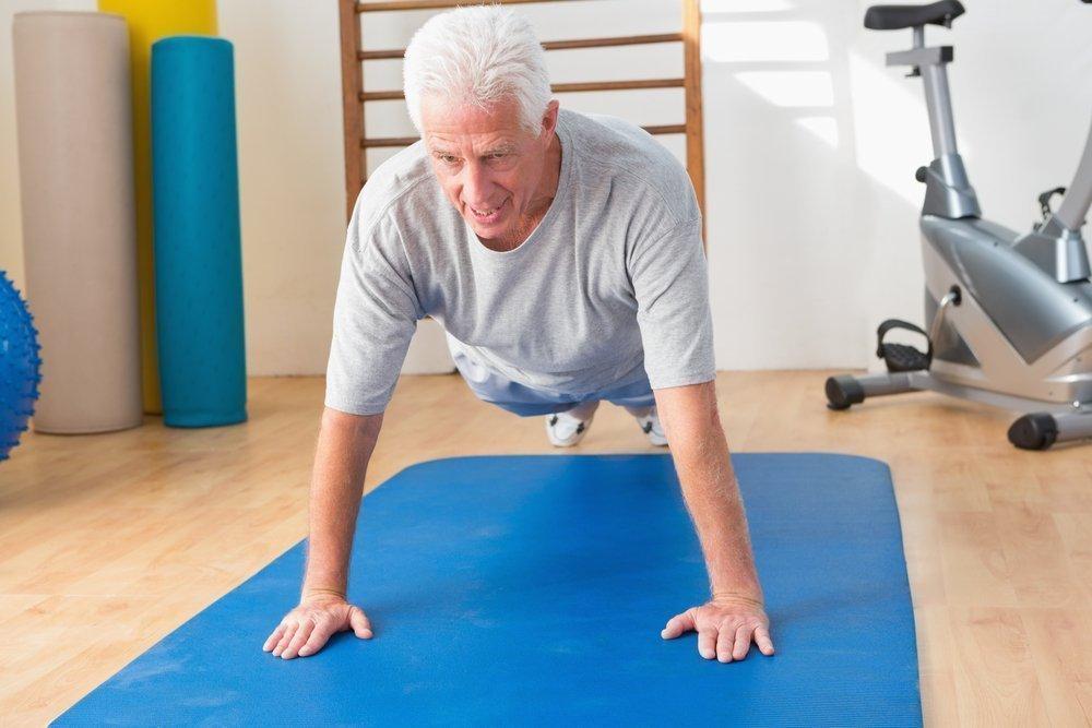 Физические нагрузки в элементах спорта