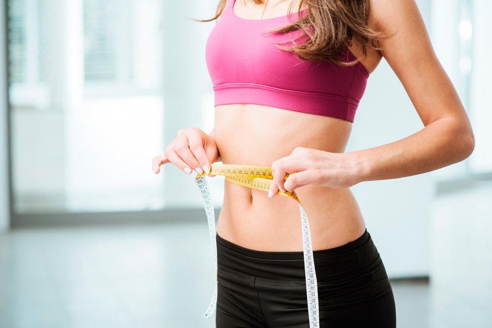 Фитнес дома: похудение в области талии