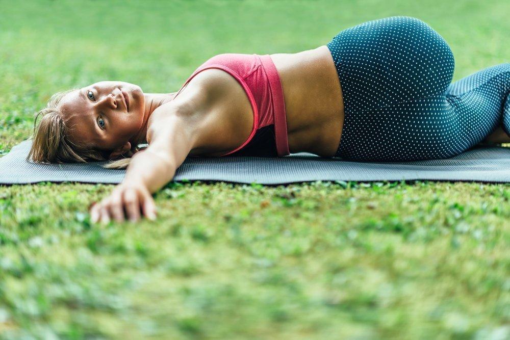 Упражнения для гибкости, подвижности и растяжки позвоночного столба