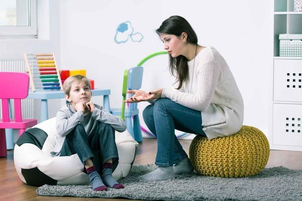 Детский психолог рекомендует комфорт для меланхолика