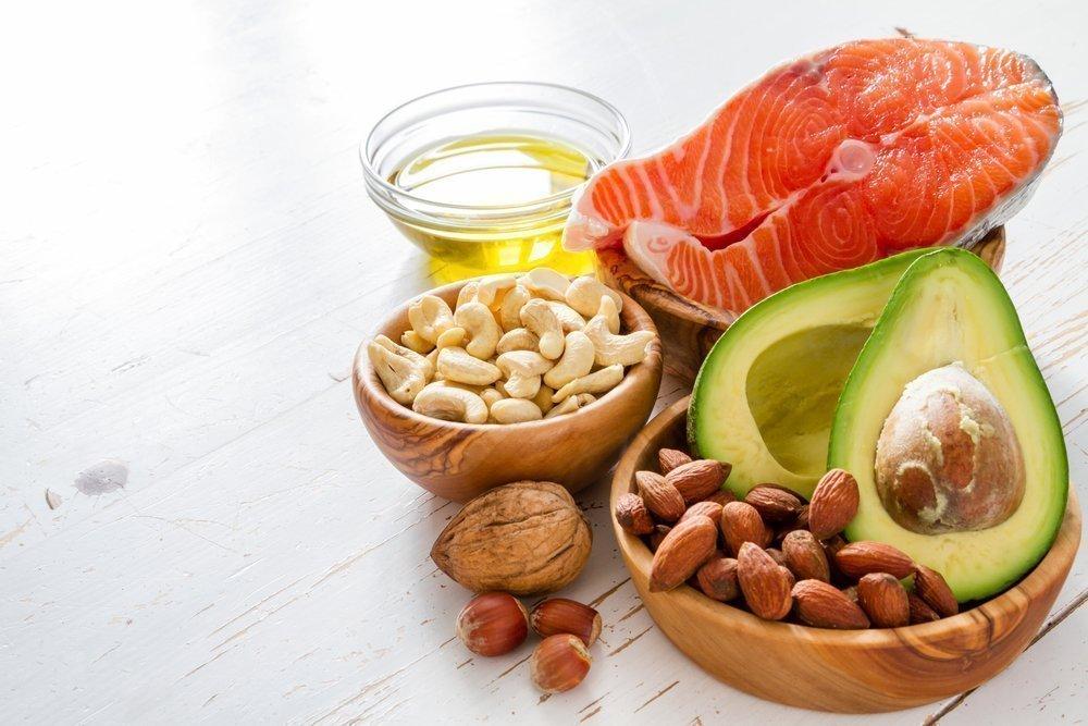 Растительные жиры в средиземноморской диете