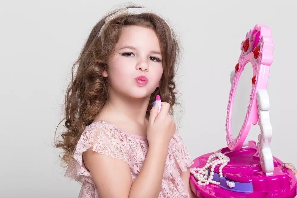 Каким должен быть макияж для девочек