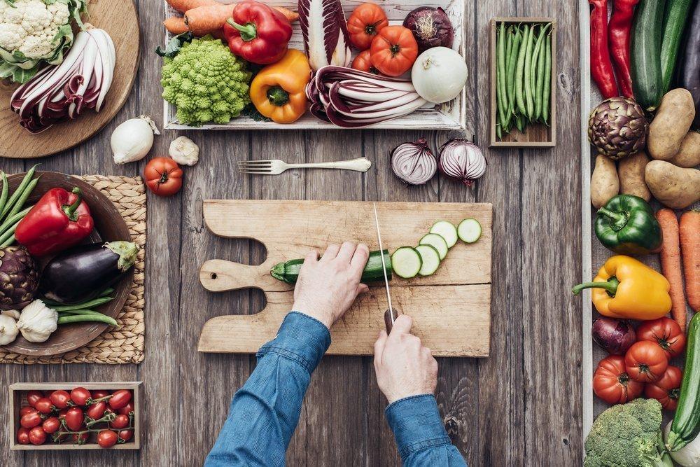 Питание вегетарианцев: как отказаться от старых привычек?