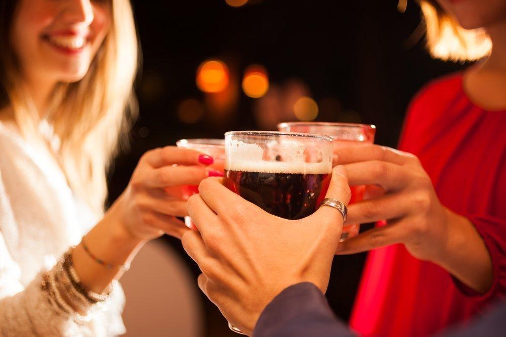 Острый и хронический гепатит на фоне злоупотребления алкоголем