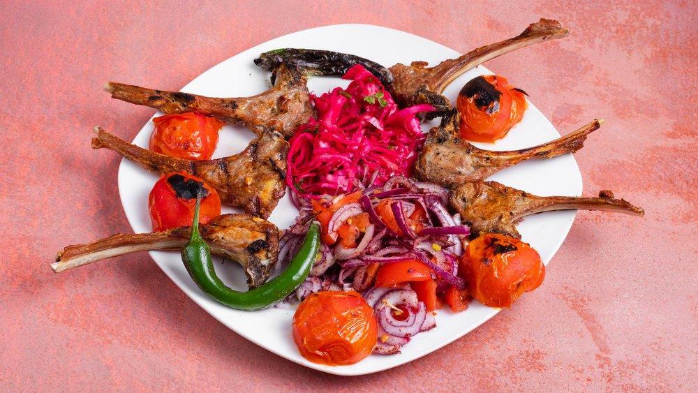 Рецепт баранины, тушеной с овощами