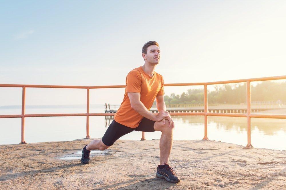 Правила выполнения упражнений на растяжку