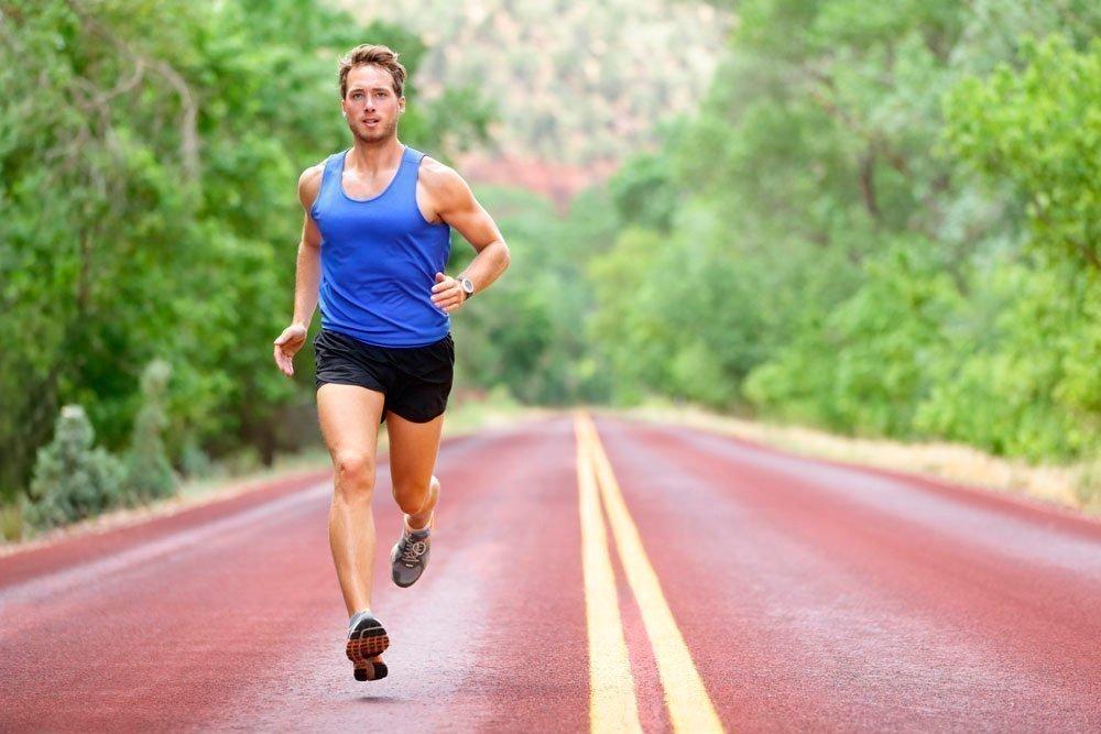 Советы поклонникам ЗОЖ по повышению скорости бега