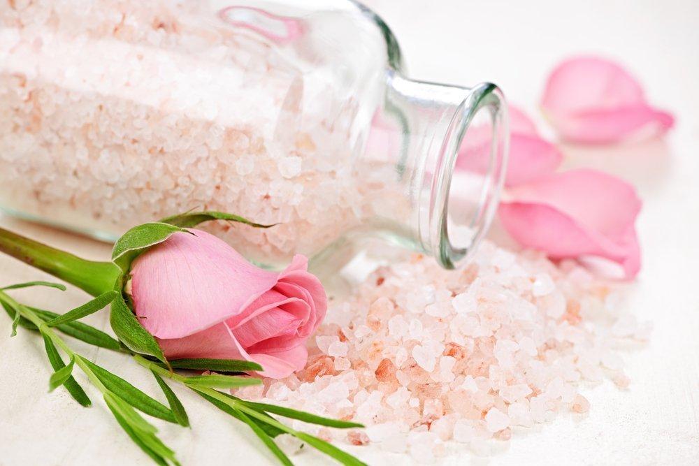 Соль для профилактики кожных заболеваний