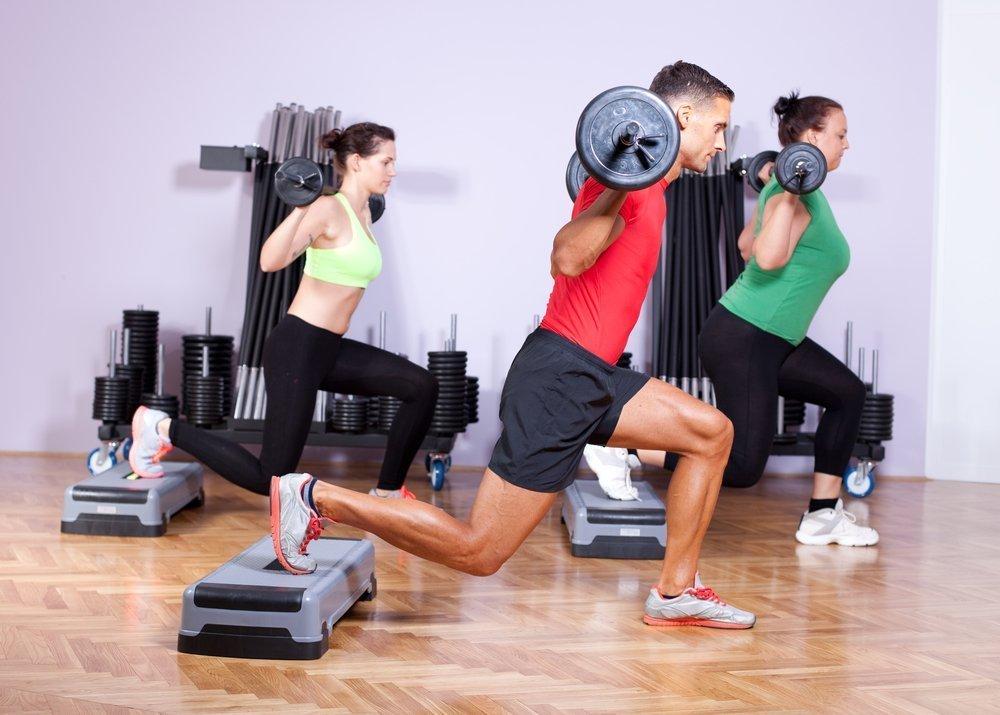 Фитнес для укрепления внутренней поверхности бедер