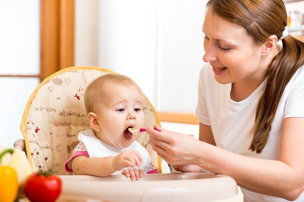 Упитанность младенца — признак крепкого детского здоровья