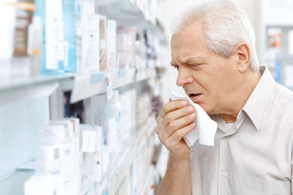 Действие новых лекарств при аллергии