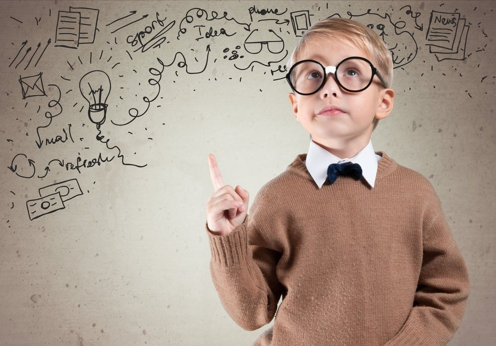 Как «подвинуть» ребенка к гениальности