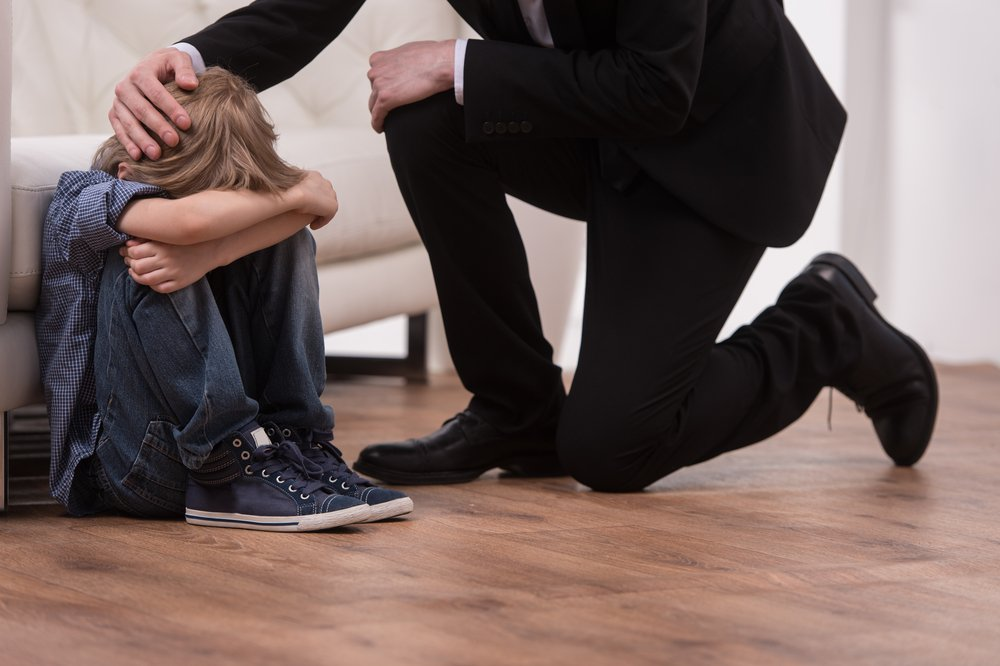 Признаки депрессии у детей