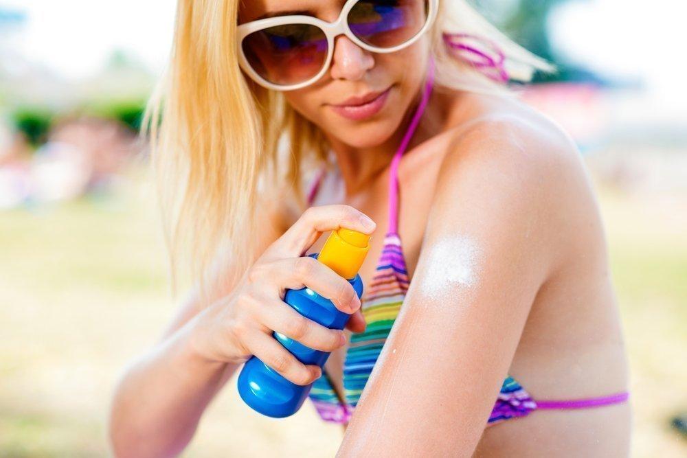 Как лечить солнечные ожоги