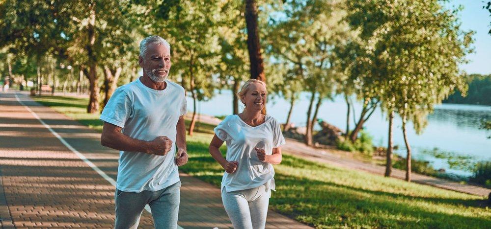 Польза упражнений в пожилом возрасте