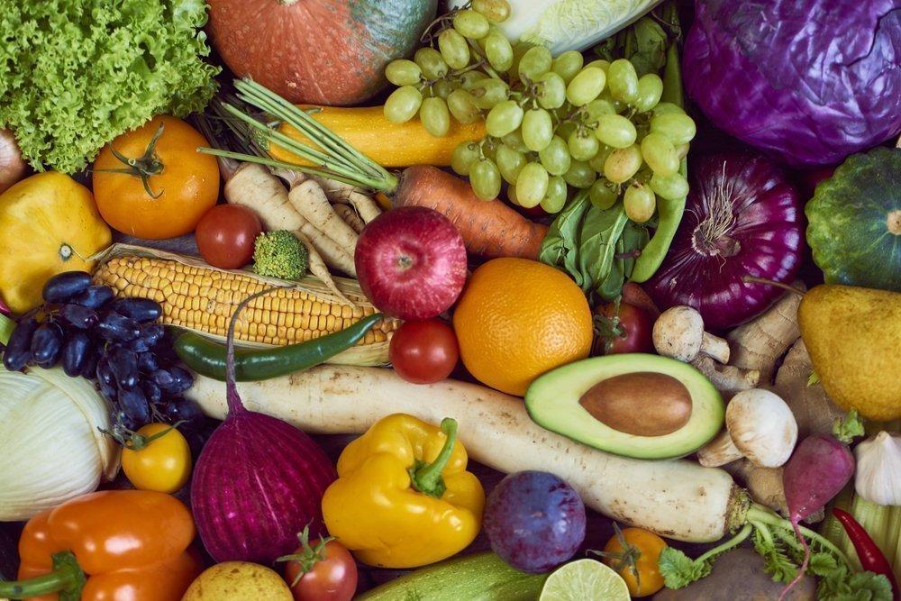 Правильное питание − основа красоты