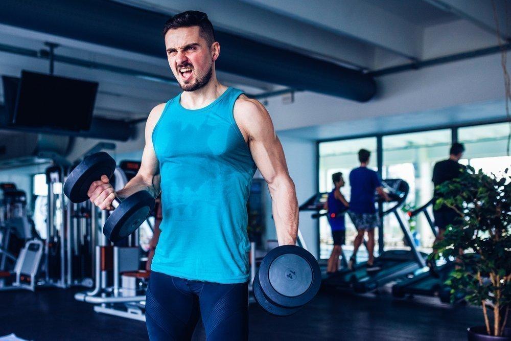 Экстремальные фитнес-упражнения для кроссфит-тренинга