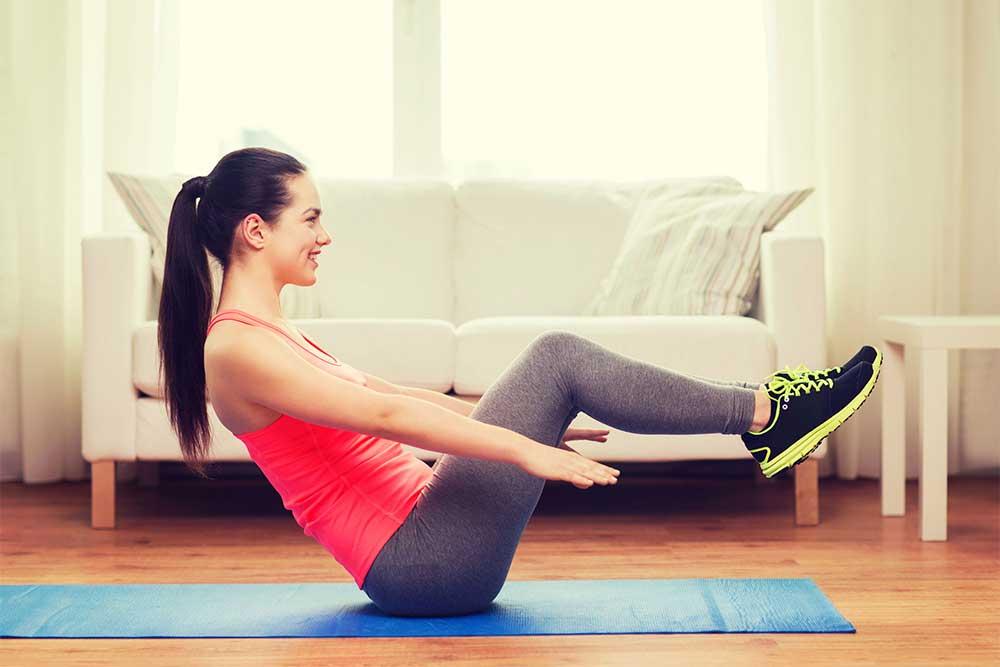 Правила эффективных тренировок для похудения