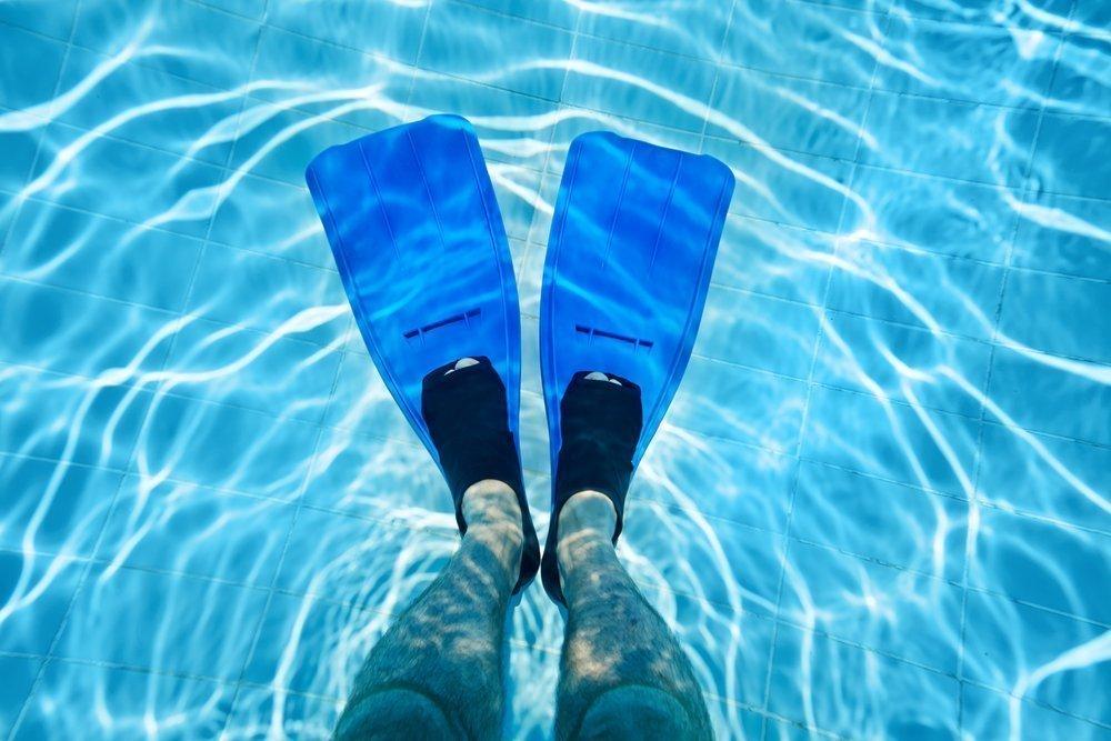 Инвентарь для похудения и занятий аквааэробикой