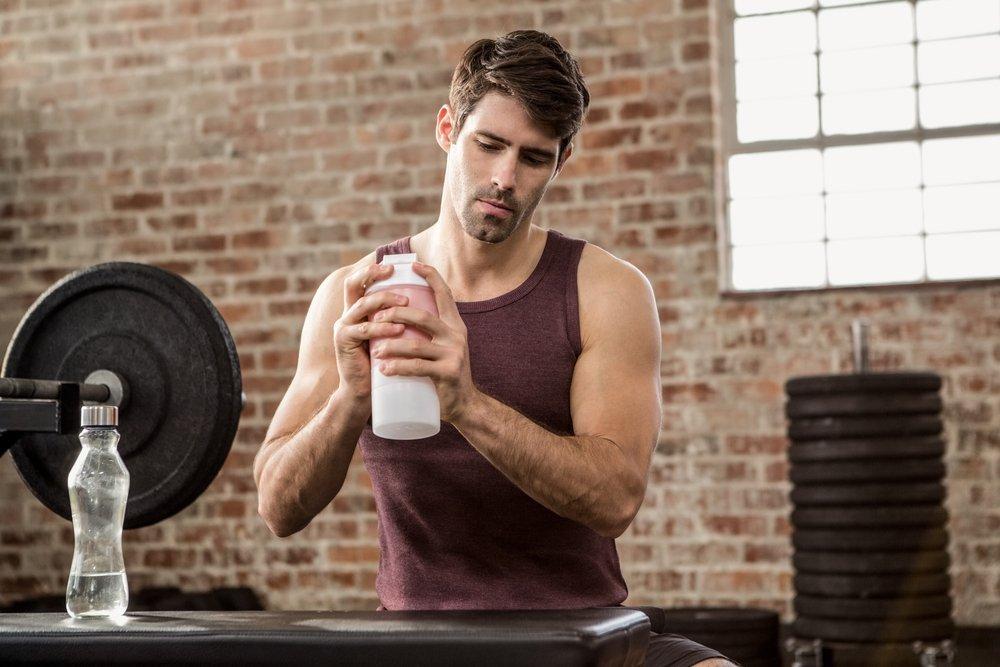 Спортивное питание для похудения. Спортивное питание для набора