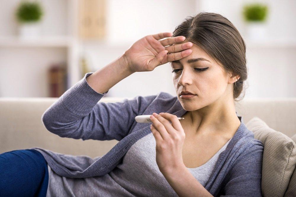 Симптомы, характерные для кампилобактериоза