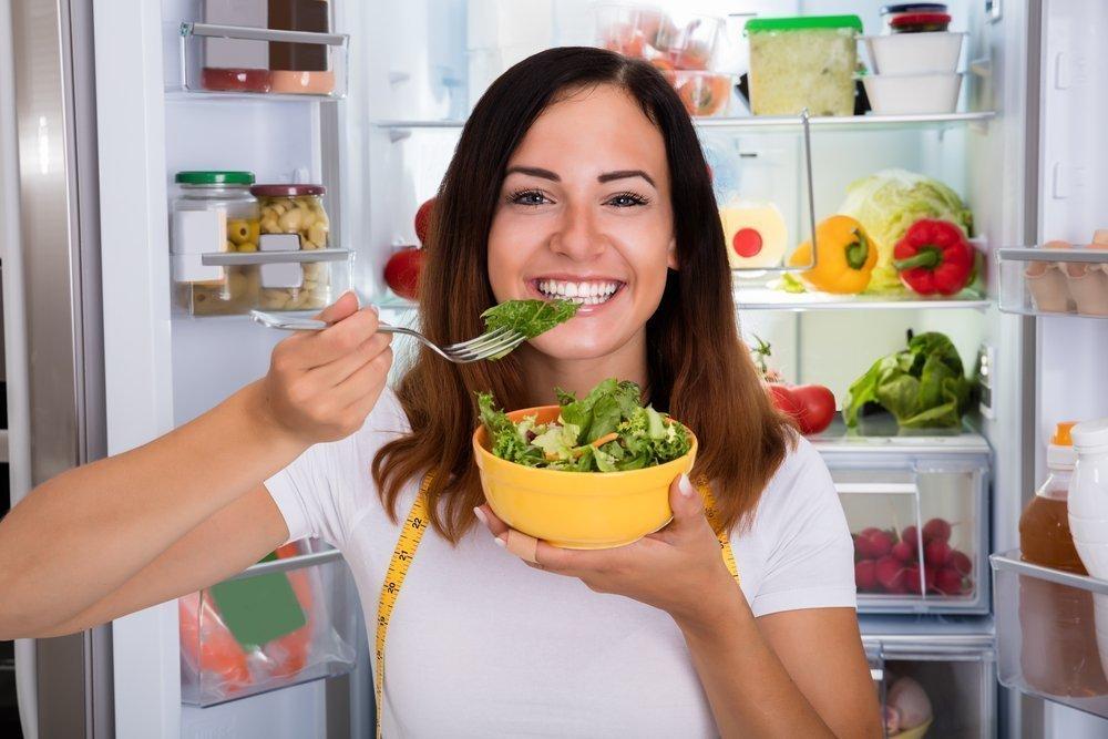 Похудеть без диет рацион