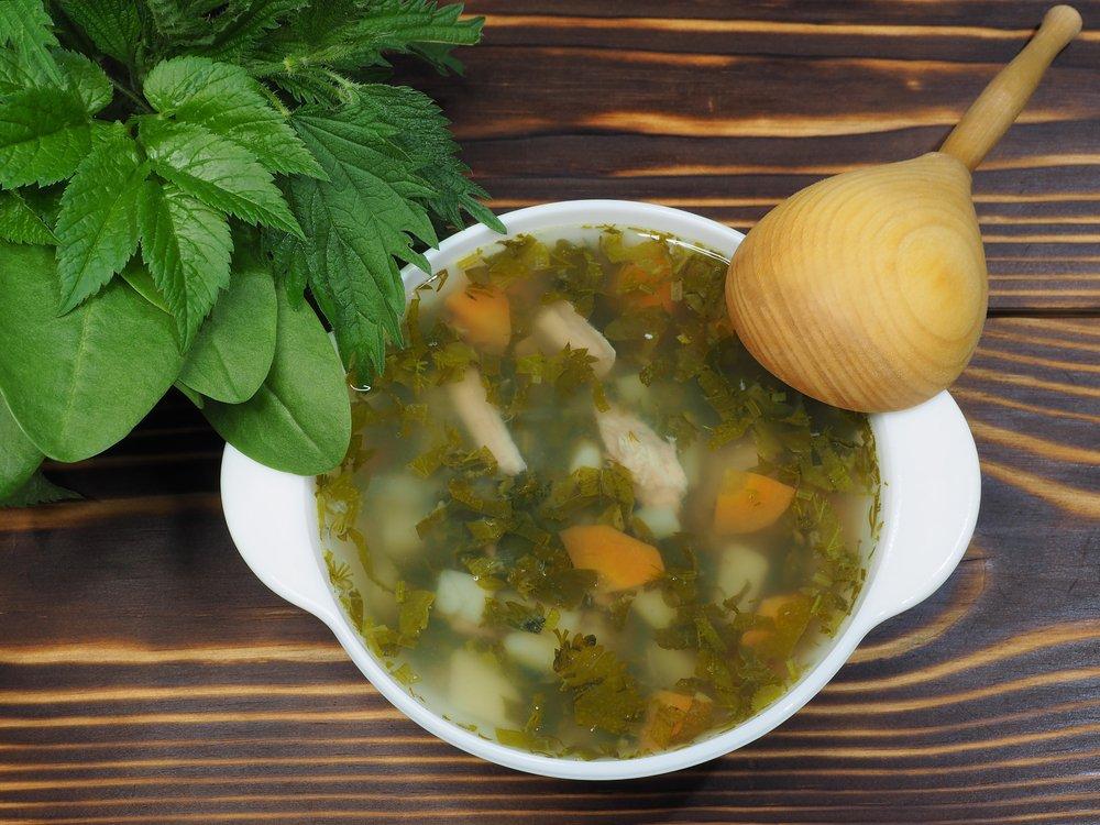 Легкие варианты супа