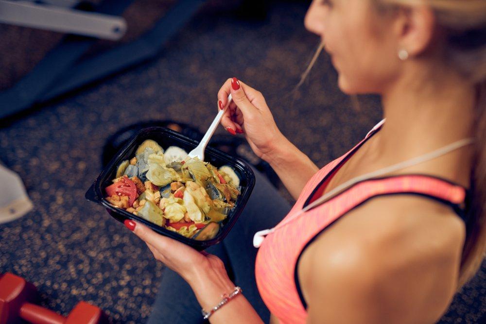 2. Считайте калории