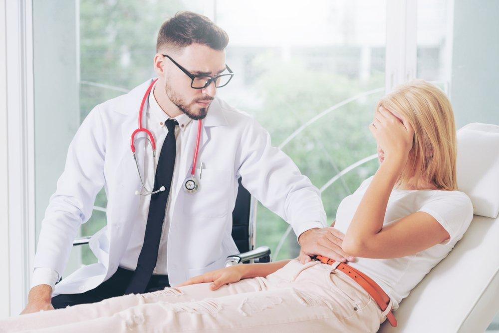 Висцеральная боль: желудок и другие органы