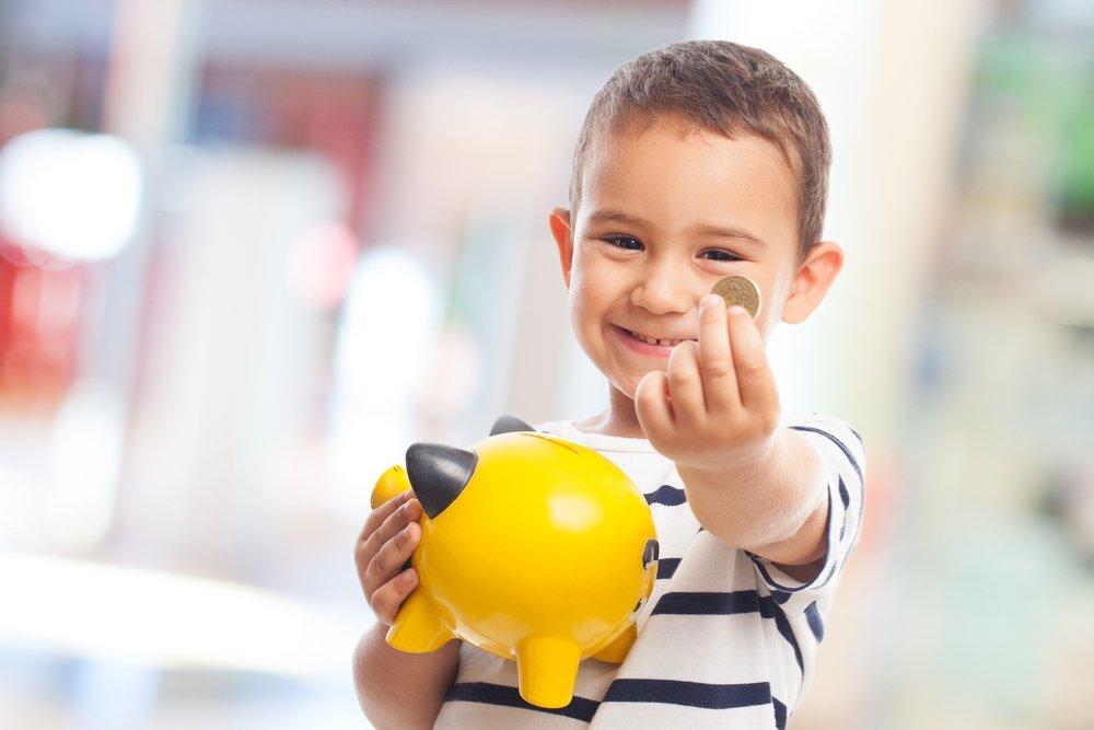 Сколько денег нужно ребенку постарше