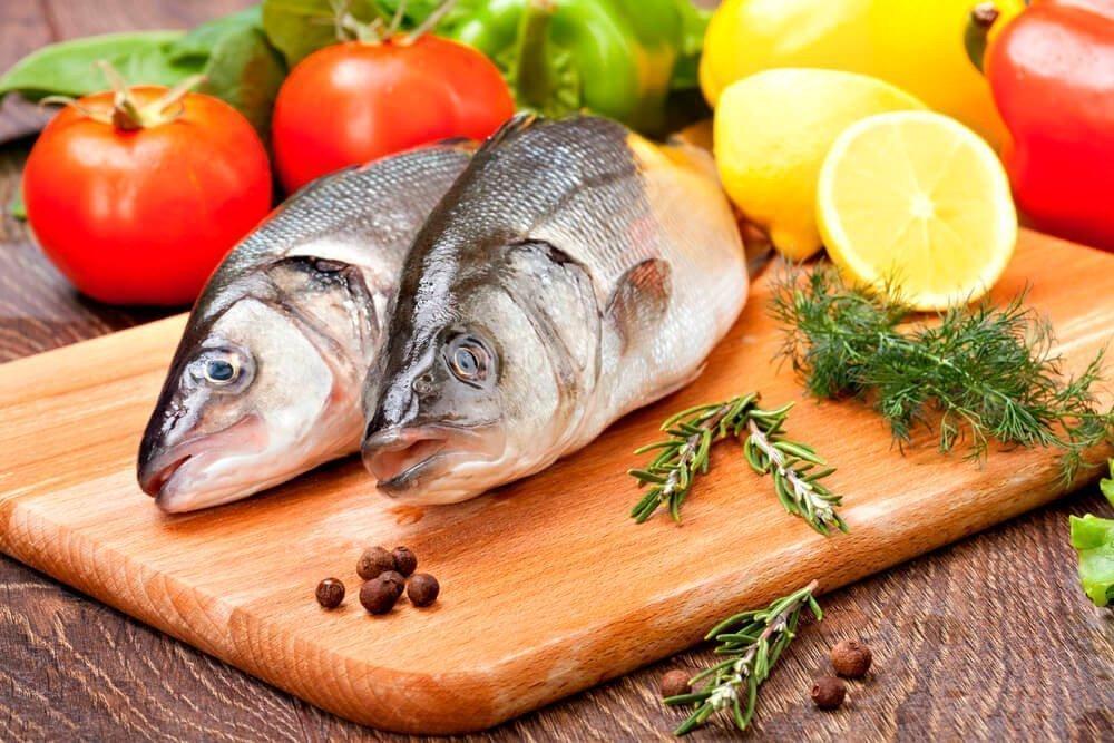 Рыба в рационе: похудение и польза для здоровья