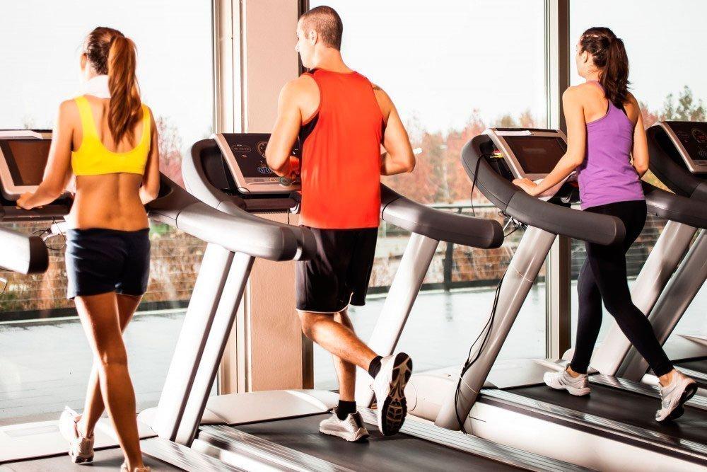 Фитнес-программа кроссфит для зала