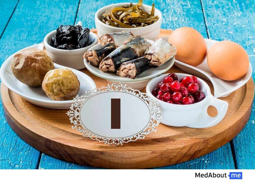 Микроэлементы для щитовидной железы