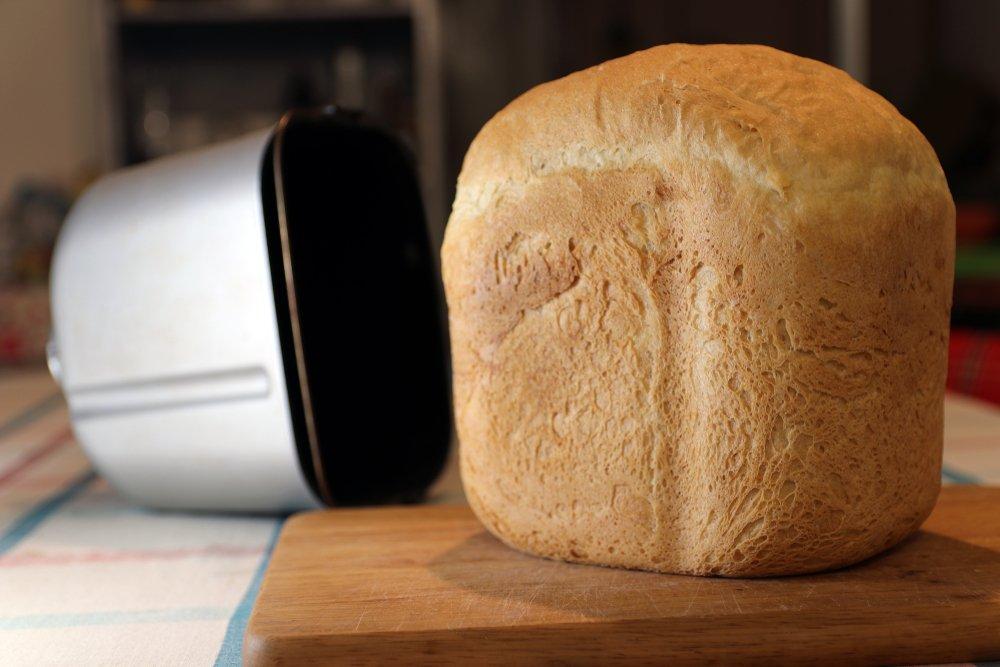 Рецепт хлеба в хлебопечке с пармезаном