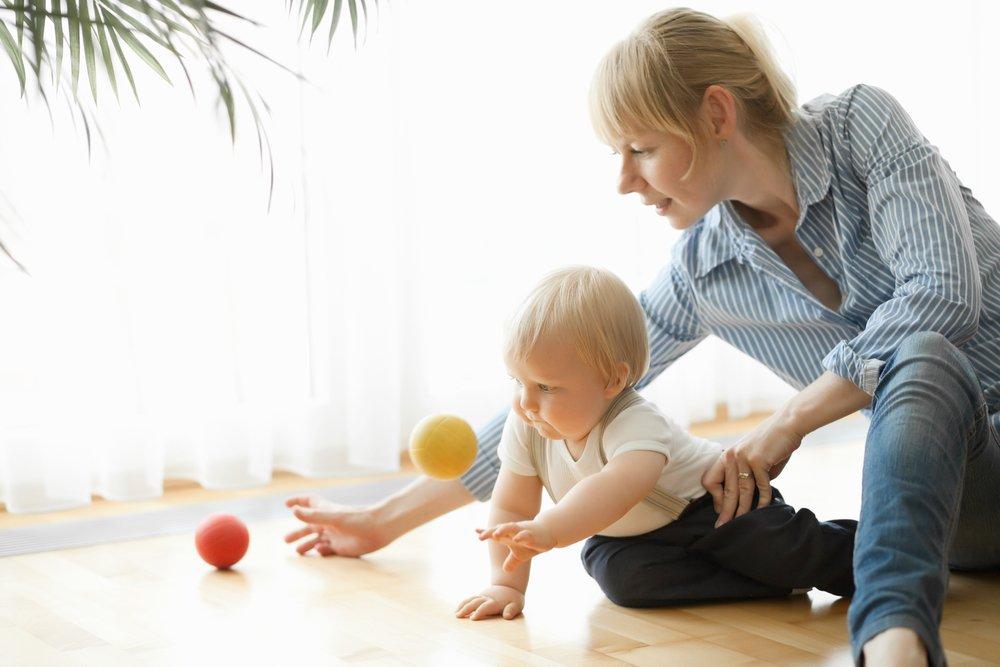 Занятия для развития детей