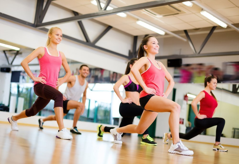 Польза силовой физической нагрузки