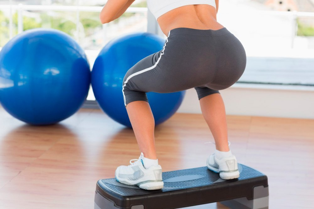 Преимущества занятий фитнесом со степ-платформой