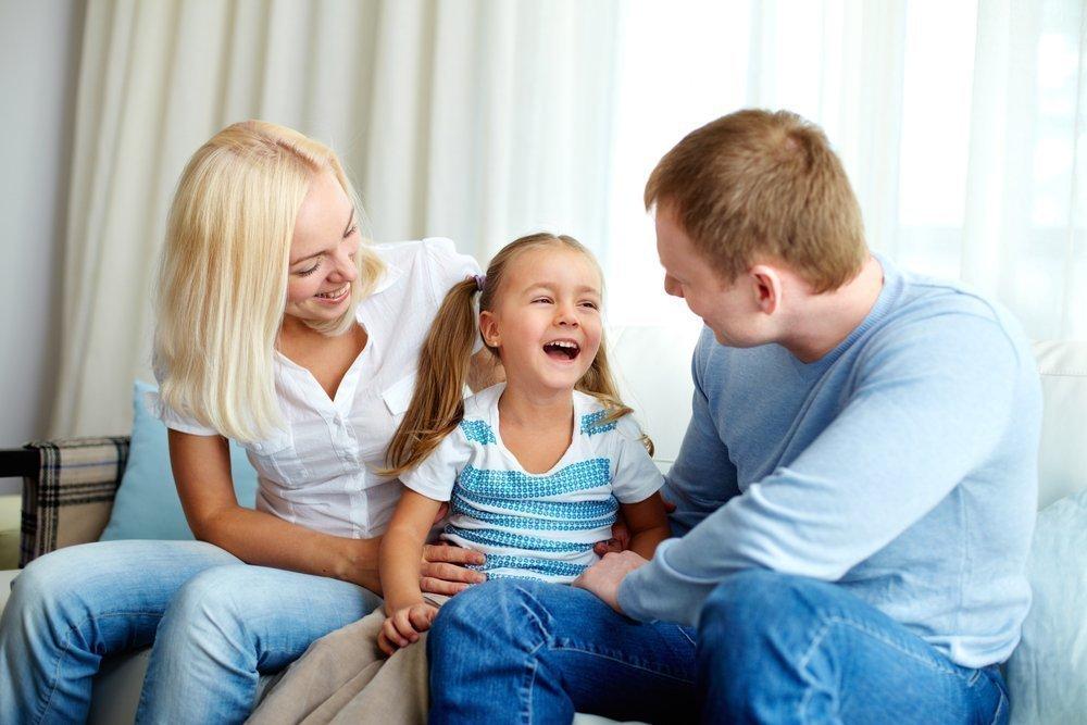 Как могут мать и отец отказаться негативных посланий?