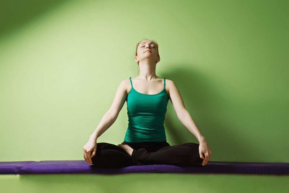 Домашняя медитация и глубокое дыхание