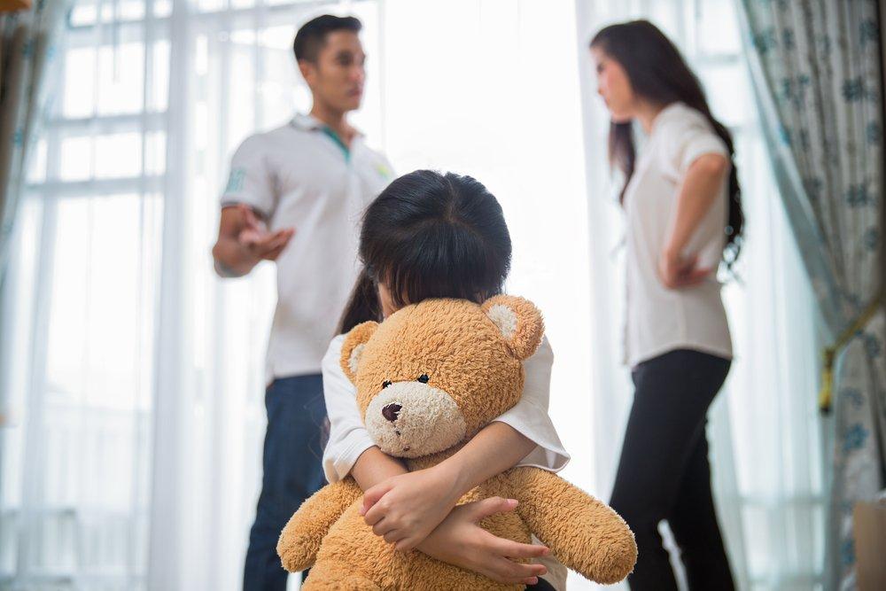 Дети и вся правда о разводе