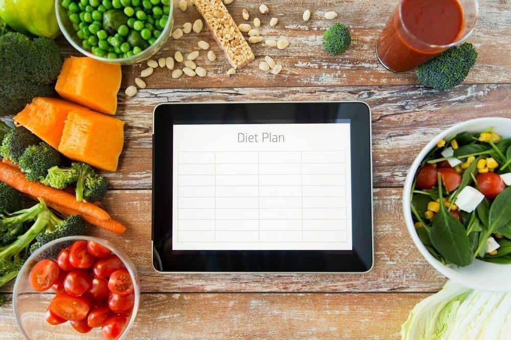 Программа правильного похудения и диеты