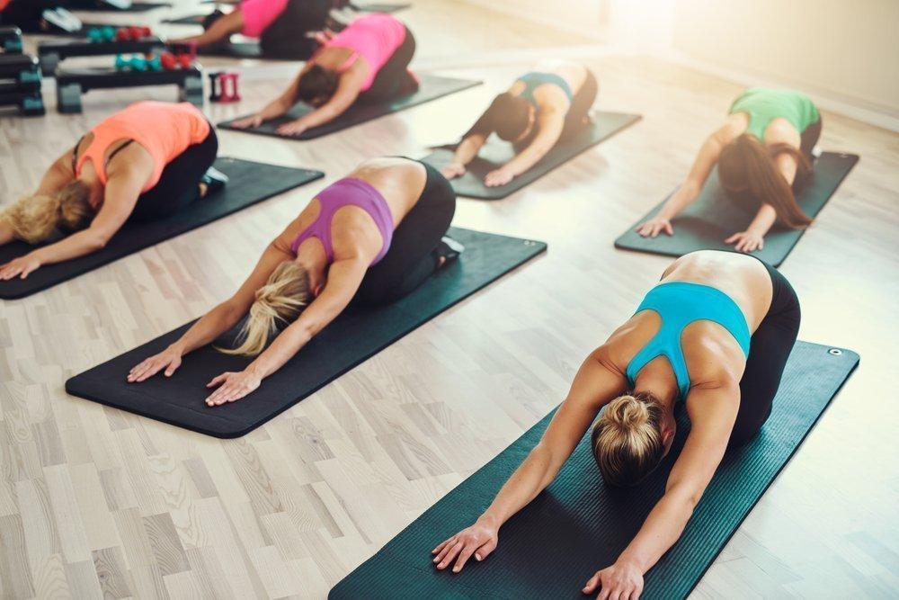 Комплекс поз йоги для начинающих