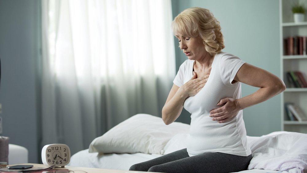 Лечение аритмии: боль с груди и дискомфорт