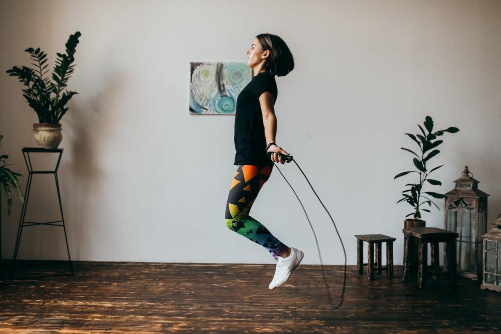 Оснащение для эффективных домашних упражнений