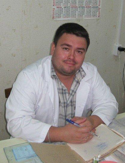 Карасев Сергей Львович, врач-педиатр, зав.отд.педиатрии Камышинской ЦРБ