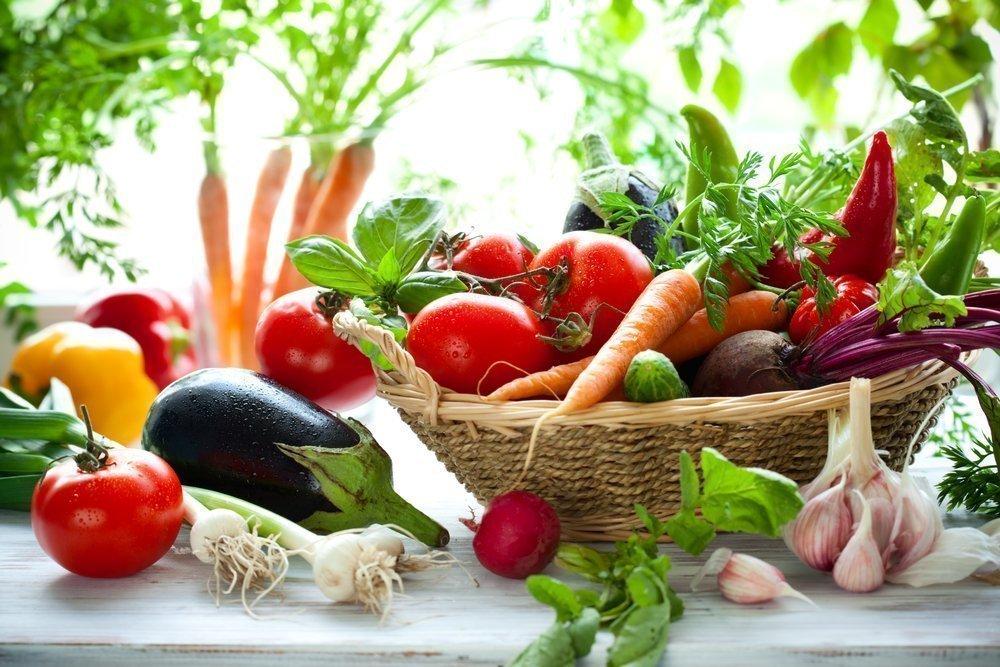 Фрукты, зелень и овощи — основа здорового питания