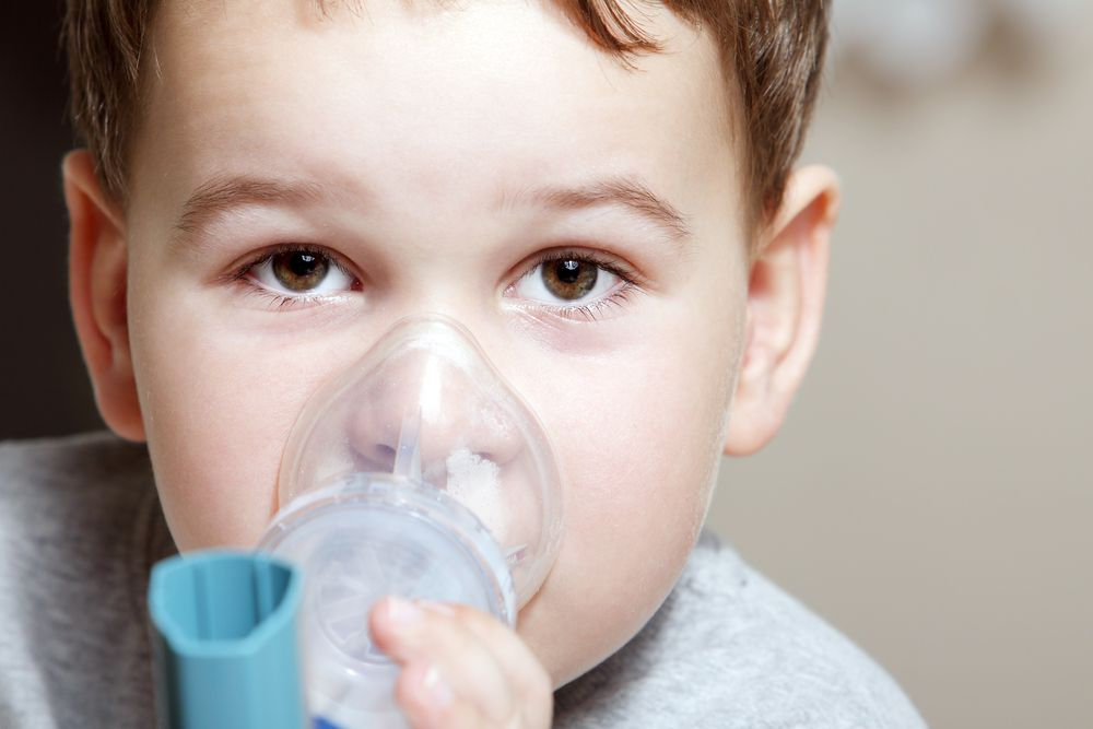 При кашле и насморке, боли в горле