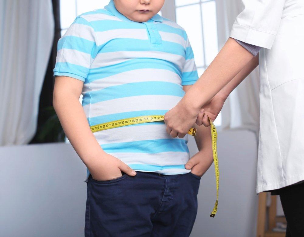 ВОЗ о проблеме детского ожирения