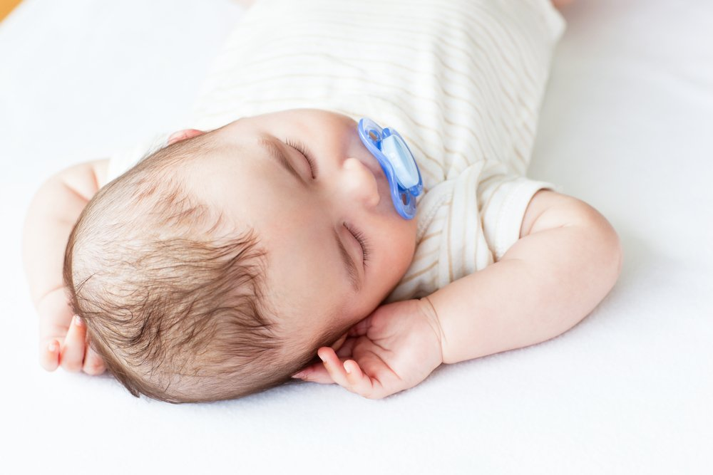 Соска, детская пустышка — не путаем термины