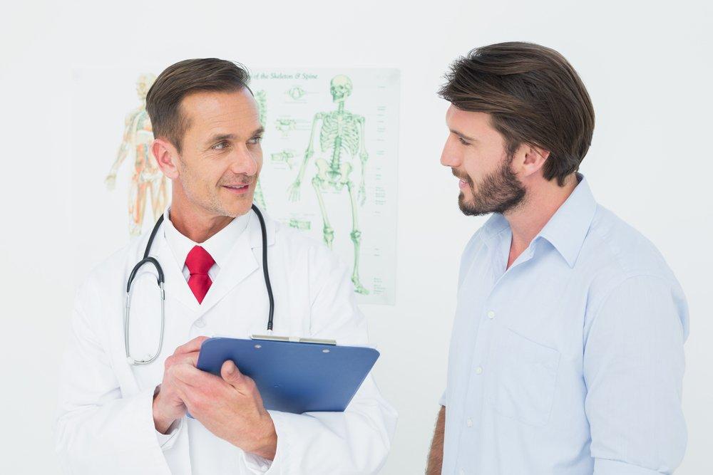 Лечение мужчин: проблема синтеза антител